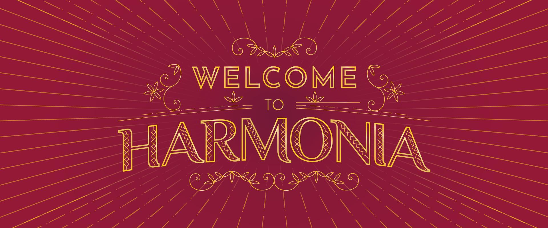 Welcome to Harmonia